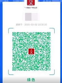 - 2ea4d18625 50162594 qrchine - Comment fonctionne l'application contre le Covid-19 en Chine ?