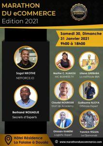 agenda: le marathon du ecommerce - MArathon du e commece 212x300 - AGENDA: LE MARATHON DU eCOMMERCE