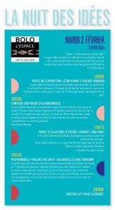 agenda: la sixième édition de la nuit des idées - WhatsApp Image 2021 01 27 at 19 - AGENDA: La sixième édition de la nuit des idées
