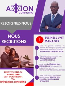 - WhatsApp Image 2021 10 04 at 12 - OFFRE D'EMPLOI : Business Segment Manager